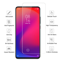 Screen Protector Film For Xiaomi Redmi K20 Mi 9t Pro Tempered Glass K 20 cc 9 T Toughened 2.5d