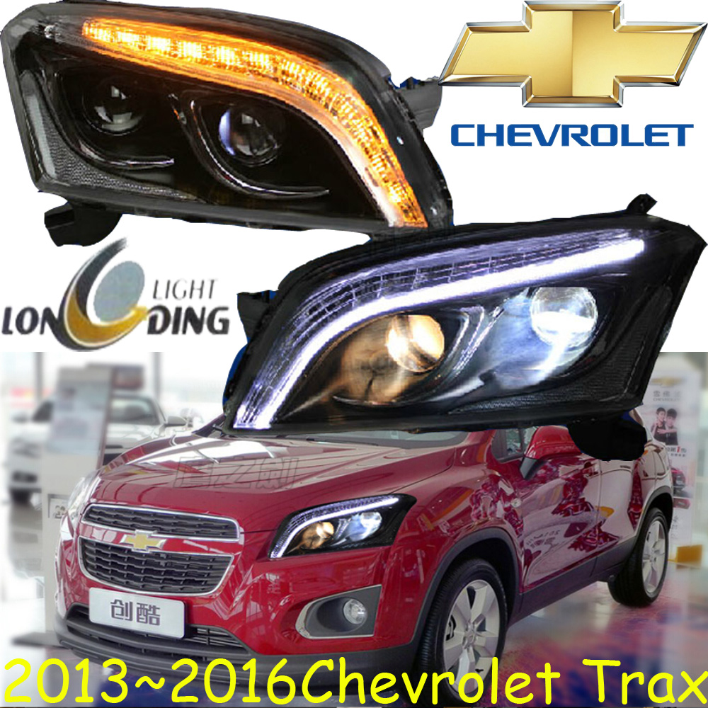 car-styling,Trax headlight,2013~2016,Free ship!chrome,Trax fog light,Astra,astro,avalanche,blazer,venture,suburban,Tracker led headlight kit car taillight 2014 2016 led free ship car fog light chrome car tail lamp astra astro avalanche blazer venture
