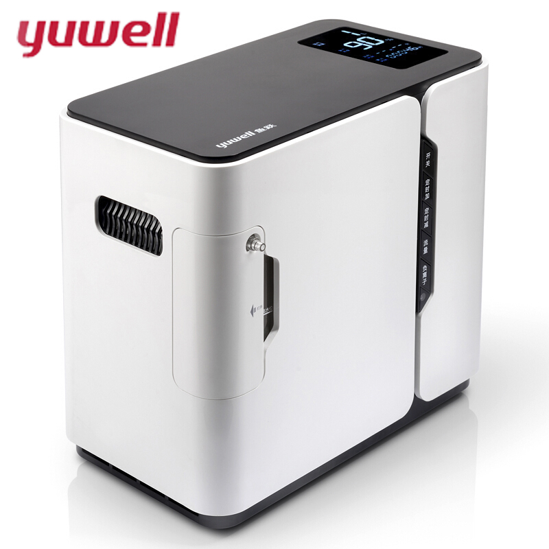 Yuwell Portable Oxygen Generator Oxygen Flow 5L Home Health Care Equipment Oxygen Concentrator YU300 High Concentration