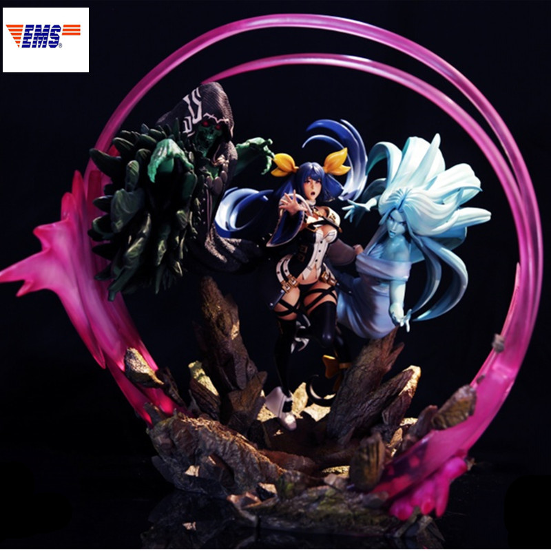 Presale Kinetiquettes Guilty Gear Diorama Dizzy Resin Statue Limited Action Figure Model Toy (Delivery Period: 60 Days) X696Presale Kinetiquettes Guilty Gear Diorama Dizzy Resin Statue Limited Action Figure Model Toy (Delivery Period: 60 Days) X696