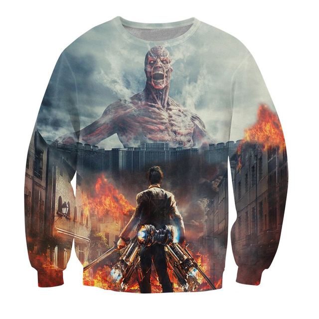Attack on Titan Sweatshirt