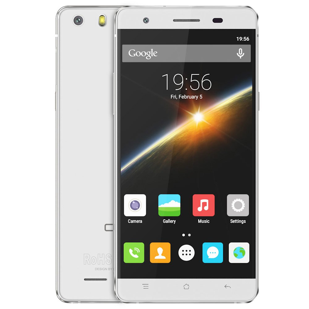 Original Cubot X16 S 5 0 HD IPS Screen 4G Smartphone 3GB 16GB MT6735 Quad Core