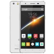 Original Cubot X16 S Android 6.0 Smartphone 5 Pulgadas 4G MT6735 Quad Core 1.3 GHz 3G + 16G de Doble Cámara Trasera GPS Móvil teléfono