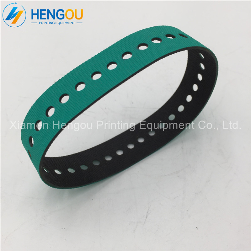 10 Pieces offset M2.015.880 belt,offset CD102/XL105/XL75/SM102 printing machine slow down suction belt M2.015.880F-in Printer Parts from Computer & Office    1