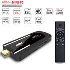 H96 Pro Amlogic S912 Octa Core TV Stick Android 7.1 2GB 8GB 2.4GHz Wifi TV Dongle BT4.1 1080P 4K HD Airplay Mini PC H96pro Plus