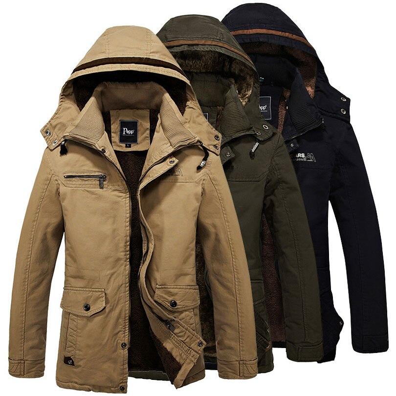 Aliexpress.com : Buy 2015 Wintet Casual Men Fur winter Coats Army ...