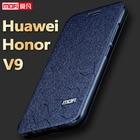huawei honor 8 pro v9 phone case huawei v9 case cover leather flip book kickstand funda luxury glitter capa mofi huaewi v9 cover
