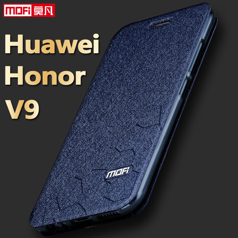 huawei honor 8 pro v9 phone case huawei v9 case cover leather flip book kickstand funda luxury glitter capa mofi huaewi v9 cover ...