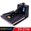 CE сертификация высокого давления 38x38 см футболка термопресс машина сублимационная передача для мешка чехол головоломка стекло дерево рок ф...