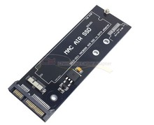 12+6pin SSD HDD to SATA 22Pin Hard Disk Cartridge Drive PCBA for Apple 2010 2011 Macbook Air A1369 A1370 SSD