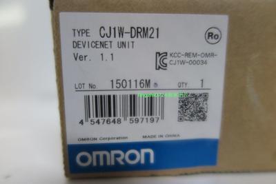 Free shipping Sensor PLC Module CJ1W DRM21 DeviceNet unit sensor