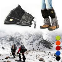 Waterdichte Outdoor Legwarmers Winddicht Ademend Hoge Kwaliteit Dikke Klimmen Skiën Been Bescherming Gaiter Cover s3