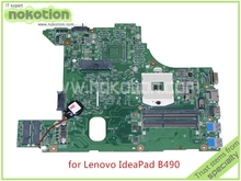 laptop motherboard for lenovo ideapad B490 V480 48.4TD07.01M HM76 GMA HD4000 DDR3