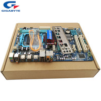 original Used Desktop motherboard For Gigabyte GA-780T-USB3 support Socket AM3+ 2*DDR3 support 16G 6*SATA2 USB2.0 ATX