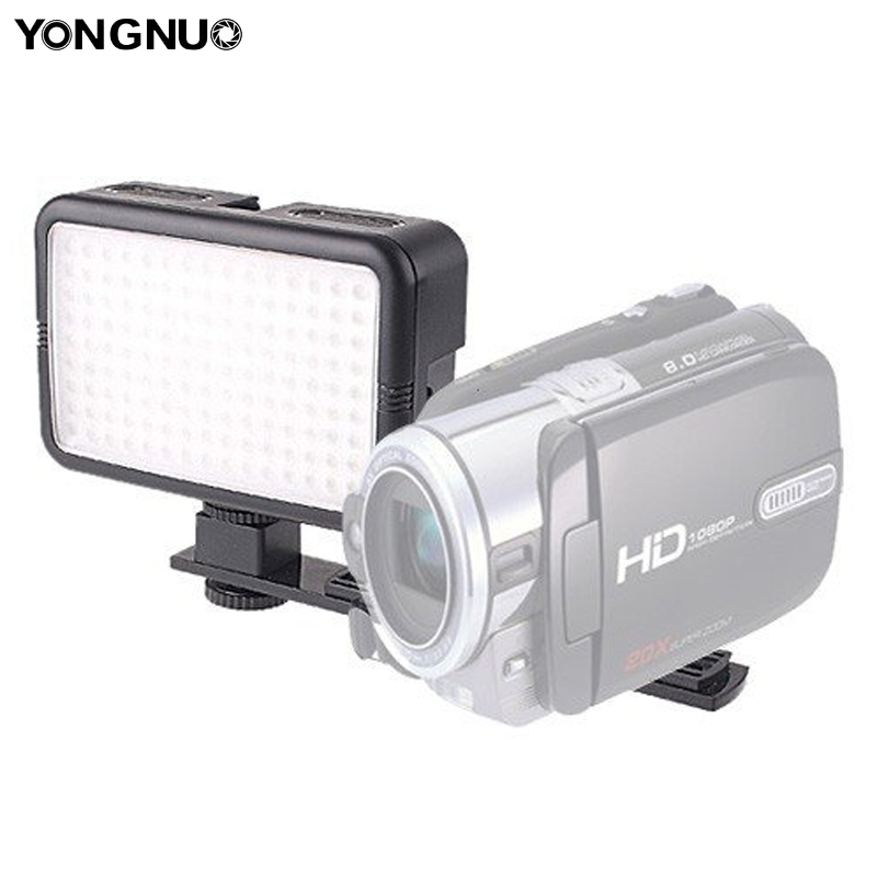 YONGNUO Flash Light SYD-1509 135 LED Video Light for Canon Nikon Sony Olympus Pentax SLR/DSLR Cameras Photographic Lighting