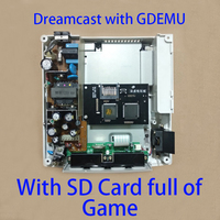 Dreamcast CD Simulator GDEMU Virtual Optical Arcade Drive Hack Retro Video Game Consoles VA1 Host Orignal 220V 110V 128Gb
