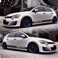 TAIYAO car styling sport car sticker For VOLKSWAGEN GOLF GTI 5 6 7car accessories car stickers and decals auto sticker