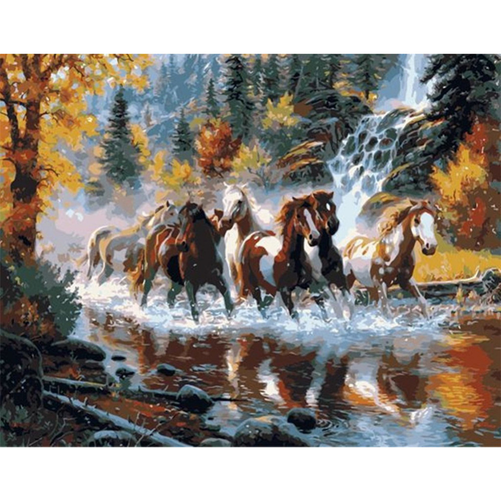 Online kopen Wholesale paard kits uit China paard kits Groothandel ...