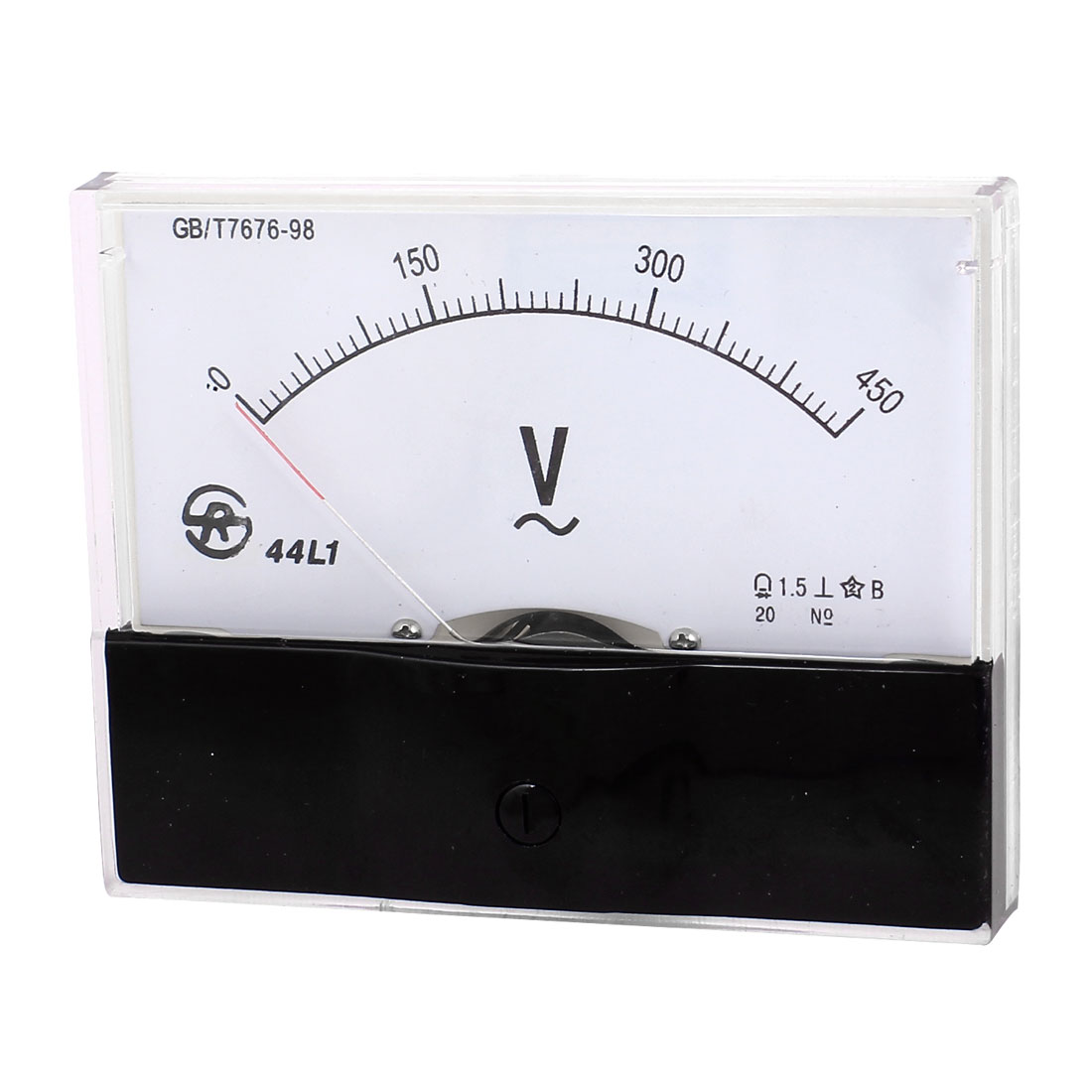 5 Volt Analog Meter : Aliexpress buy class ac v analog voltage