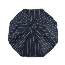 Fashion Retro caps Men's Newsboy Cap Unisex Solid Color cotton gorras planas Berets Women Hex hat Casquette Casual hats for men