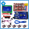 3D Printer Kit 1pcs Mega 2560 R3 1pcs RAMPS 1 4 Controller 5pcs DRV8825 Stepper Motor