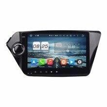 Octa Core 2 din 9″ Android 6.0 Car Audio DVD GPS for Kia Rio K2 2012-2015 With With 2GB RAM Radio Bluetooth WIFI USB 32GB ROM