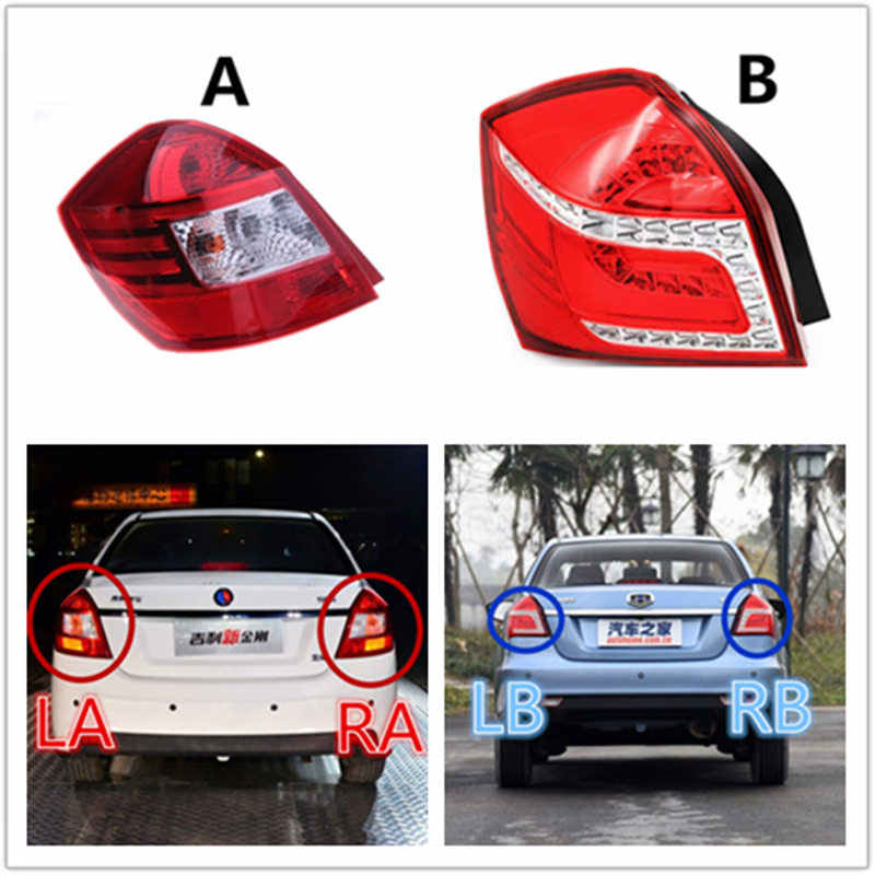 For Geely New MK ,GeelySC6 , Car rear light taillight assembly , Car tail lamp