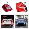 Для Geely Новый МК, Geely SC6, задний светильник для автомобиля, задний светильник в сборе, задний фонарь для автомобиля