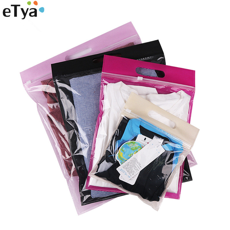 ETya Travel Accessories Men Women Luggage Classified Organizers Packing Bags For Toiletry Bath Wash Clothing Cosmetic Shoes Bags