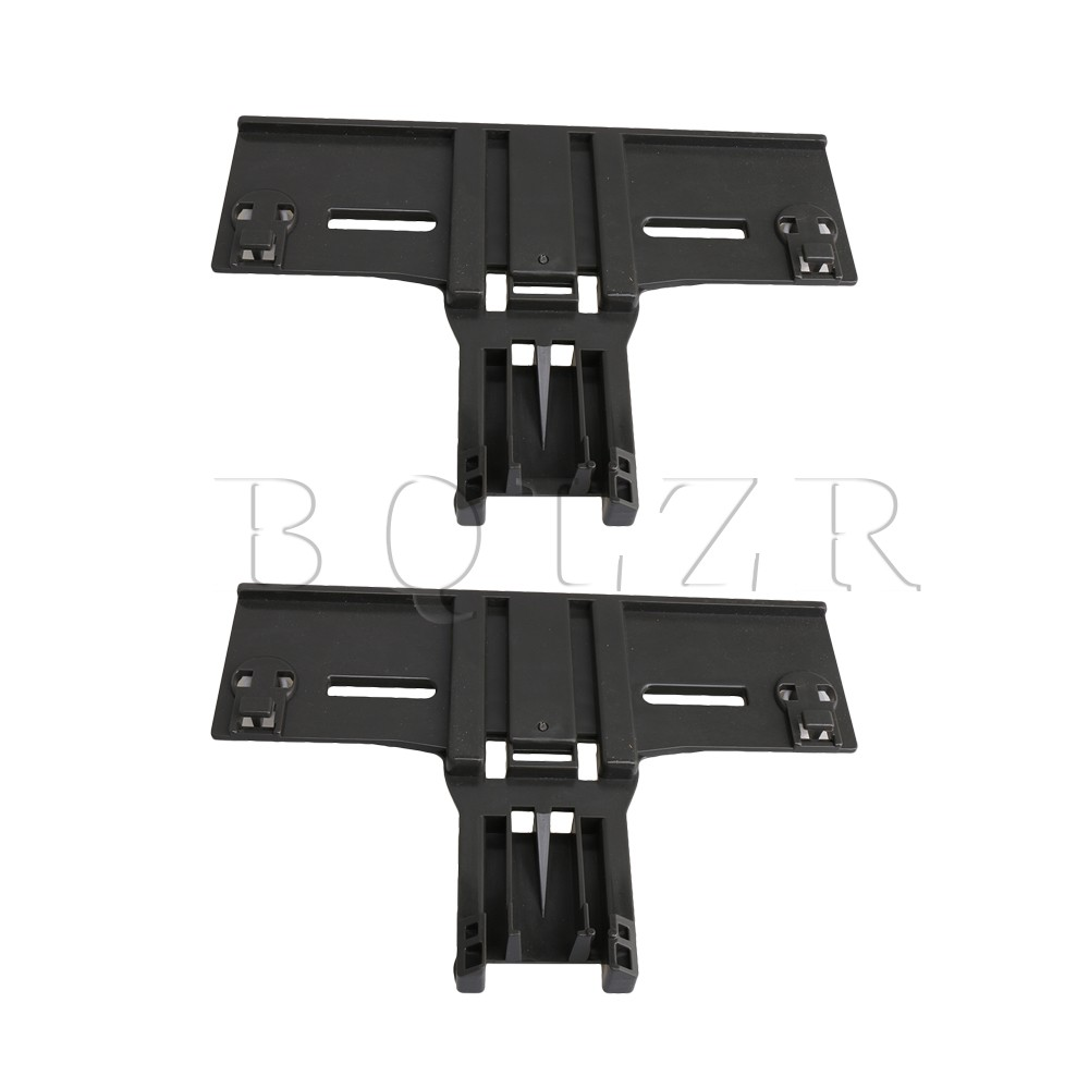 BQLZR 25x17x2cm Dishwasher Upper Top Rack Adjuster W10350376 AP5956100 PS10064063 Rack Adjuster Replacement Part for  Kitchen P