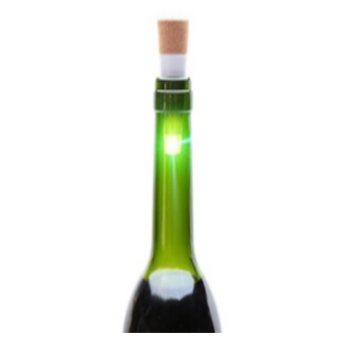 Cork Shaped USB Rechargeable LED Night Light Super Bright Empty Wine Bottle Lamp for Party Christmas