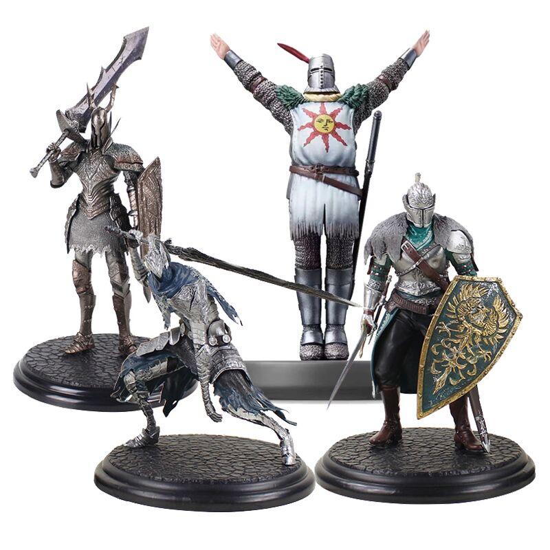 Artorias /& Faraam Knight Action Figur Figure Modell Statue Spielzeug Dark Souls