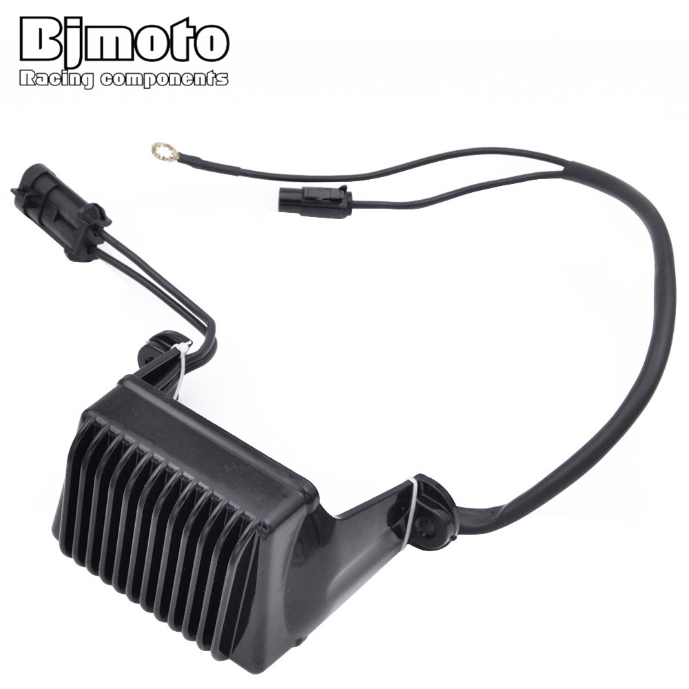 BJMOTO Motorcycle Regulator Voltage Rectifier For Harley 2004-2005 Road King Electra Glide Classic mayitr motorcycle voltage regulator rectifier for honda vfr 800 fiy fi1 2 3 4 5 2000 2005 rtv1000 cbr1100xx