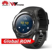 Оригинальный huawei Watch 2 Smart watch Поддержка LTE 4G Телефонный звонок для отслеживания сердечного ритма для gps Android iOS IP68 из водонепроницаемого матер