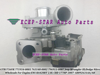 771954 771954-5001 S 763148 796911 796911-0002 763148-5002 S 68033479AB 68033479AA RL033479AB 35242127F 35242122G турбонагнетатель >> ECEP-STAR Auto Parts