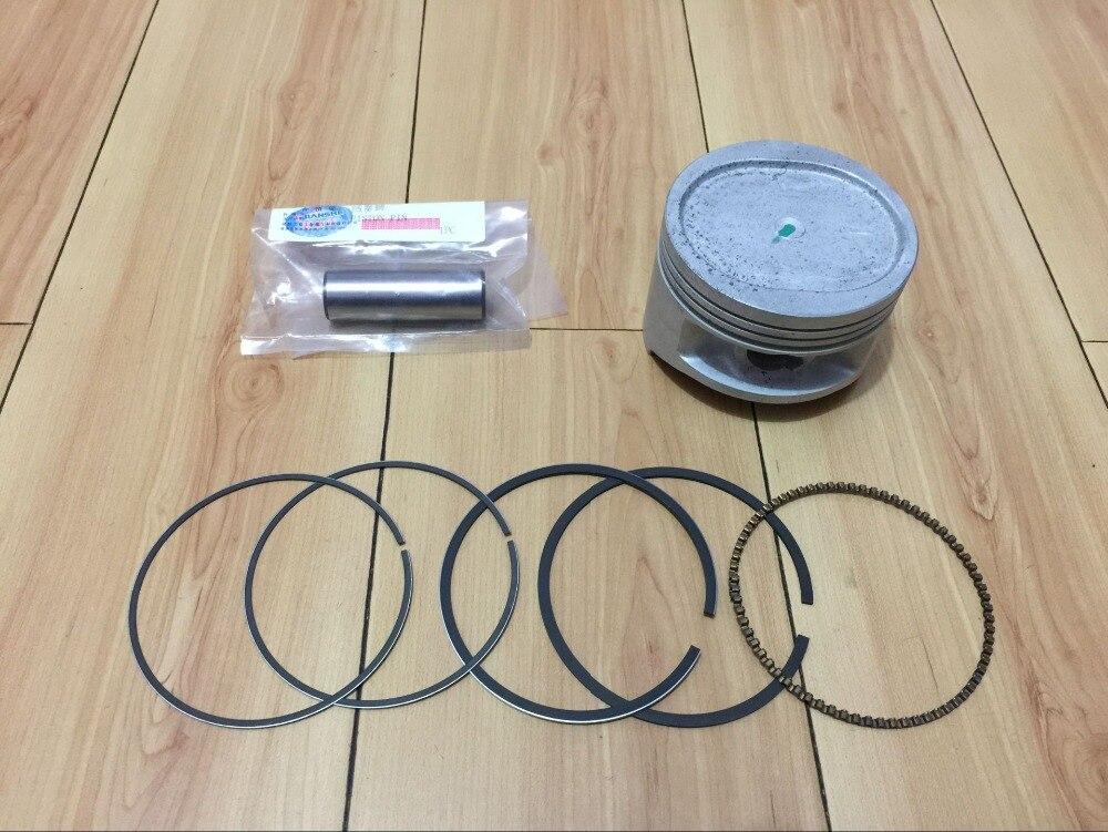 Piston et piston pin et anneaux de JIANSHE 400cc ATV moteur pièces JS400ATV moteur pièces