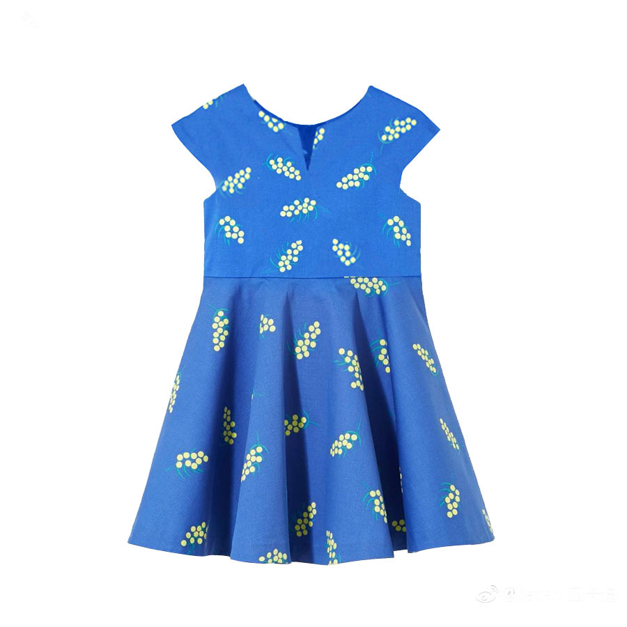 Baby Girls Dress Princess Dress Children Clothing Brand Animal Applique Clothes Kids Dresses for Girls Costumes baby girls dress 2016 brand summer kids dresses for girls clothes majalica print princess short sleeve dress children clothing