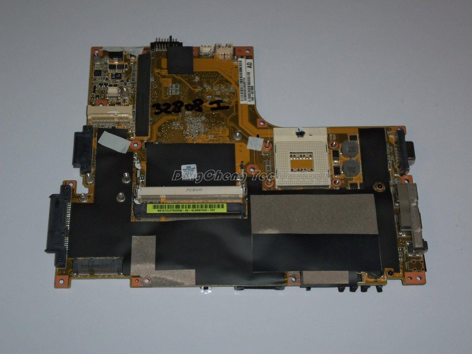 SHELI laptop Motherboard/mainboard for Lenovo Y510 Y510A with 4 video chips non-integrated graphics card DDR2 100% tested Fully 45 days warranty laptop motherboard for asus k53b la 7322p with 4 video chips non integrated graphics card 100