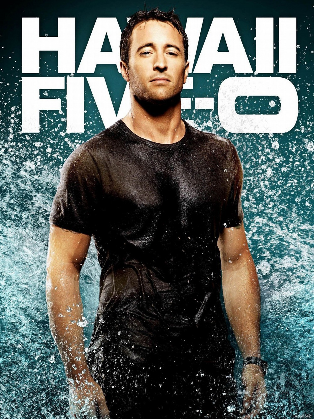 HAWAII FIVE O CAST PRINT POSTER