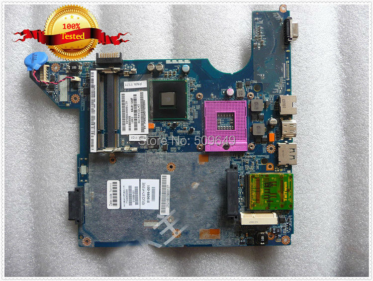 Top quality , For HP laptop mainboard CQ40 519099-001 laptop motherboard,100% Tested 60 days warranty top quality for hp laptop mainboard dv6 511863 001 laptop motherboard 100% tested 60 days warranty