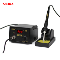 220V US EU Plug Solder Station With LED Digital Yihua 937D Soldering Station Electric Iron