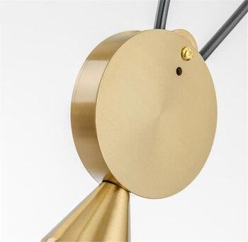 Roller จี้แสงโมเดิร์นแฟชั่นโคมไฟสำหรับห้องรับประทานอาหารห้องนอนห้องนั่งเล่นบาร์ hang light