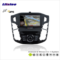 Liislee Car Android Multimedia For Ford For Focus 2012~2014 Radio DVD Player GPS Nav Navigation Audio Video Stereo S160 System