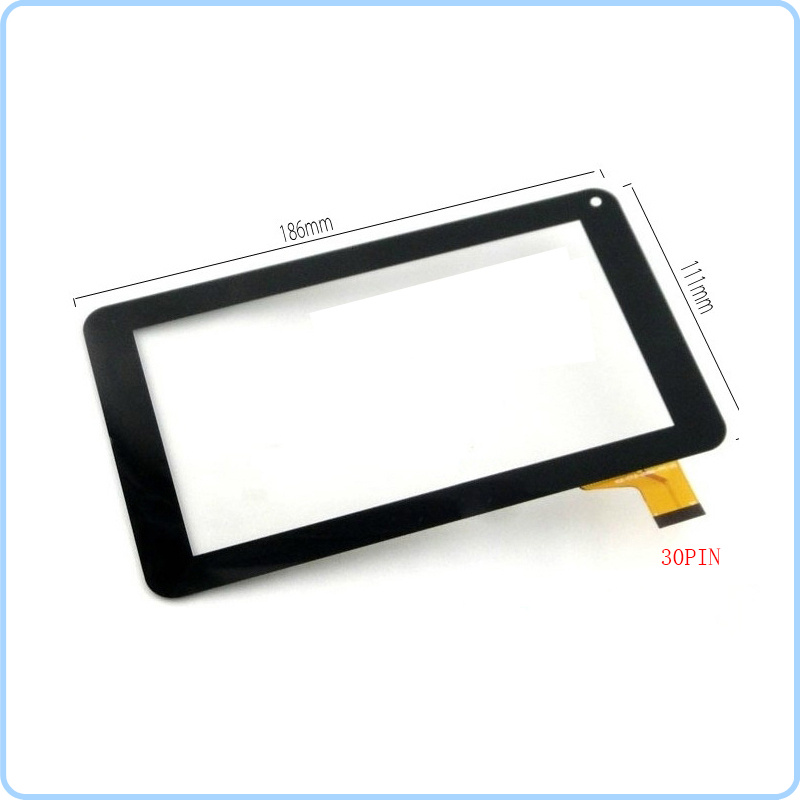 US $6 65 5% OFF|New 7'' inch Digitizer Touch Screen Panel glass For Proscan  PLT7100G PLT7130G Tablet PC-in Tablet LCDs & Panels from Computer & Office