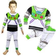 2016 font b Kids b font Wholesale Autumn Cartoon Toy Story Mania Suits font b Kids