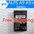 Alps A9 Battery New Original 3000mAh Batterij backup Bateria Battery For ALPS A9 A9+ Cell Phone