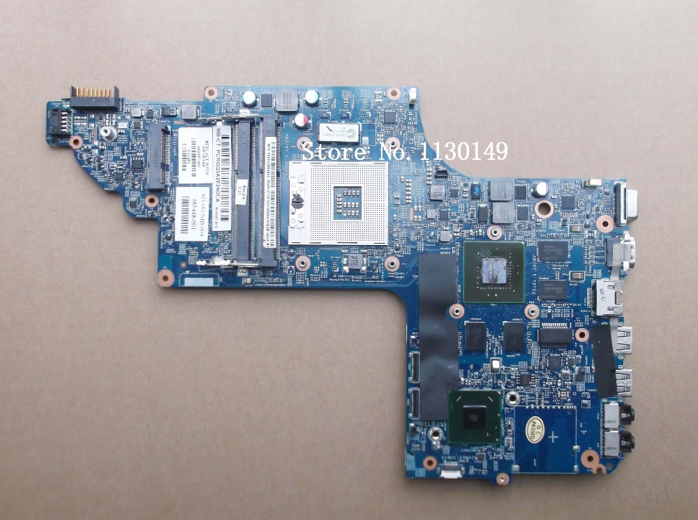 682037-001 682037-501 Free Shipping for hp DV7-7000 Laptop motherboard DV7T-7000 NOTEBOOK HM77 630M/2G DDR3 48.4ST10.031 682171 501 free shipping laptop motherboard 682171 001 for hp envy dv6 dv6 7000 motherboard 630m 2g notebook pc systemboard