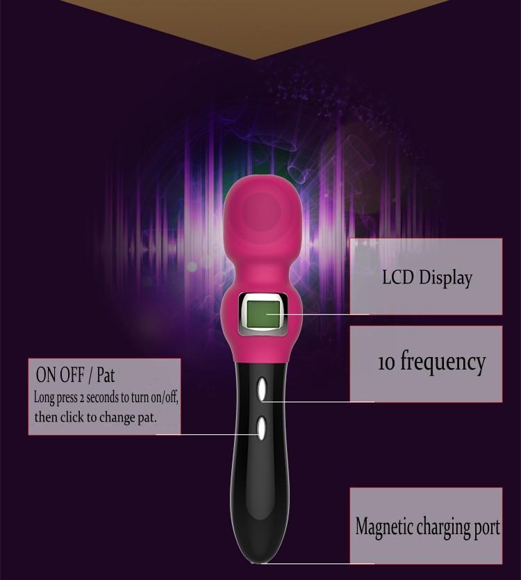Microphone Luoge LG-833 Sex Toys Wanita terbaru