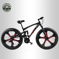 Love Freedom 26 4 0 Fat Bike 24 Speed Aluminum Alloy Frame Students Double Damping Disc