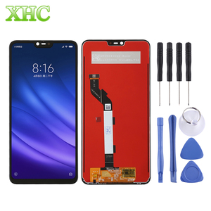 Image 1 - LCD Touch Screen Digitizer Full Assembly for Xiaomi Mi 8 Lite 6.26inch Smartphone Screen Replacement
